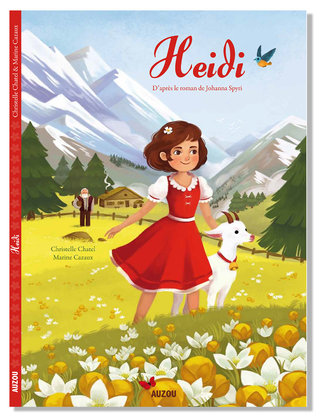 Heidi © AUZOU Editions