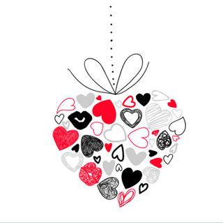 Motif pour polypro St Valentin