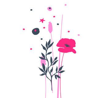 Motif pour polypro thème Fête des mères