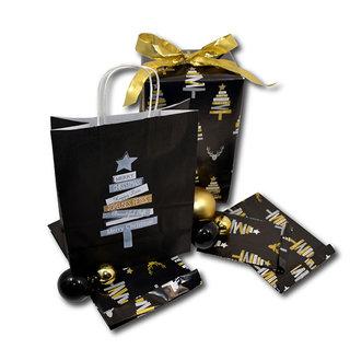 Motif pour papier cadeau, sac et pochette