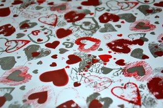 Motif Saint-Valentin