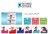 Communication visuelle pour des offres + Logo  (Schmid optique)