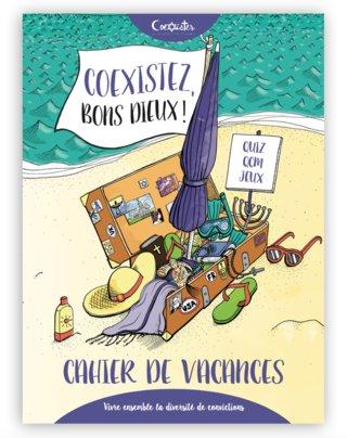 """""""Coexistez, bons dieux !"""" illustration"""