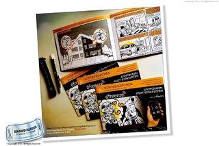 Brochure BD Pour Publicité Digades (Allemagne)