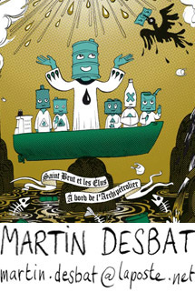 Martin Desbat : blog/contact : blog