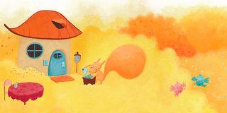 """""""Robin le petit écureuil des bois"""" Ed AUZOU- 2011"""