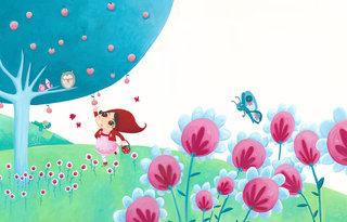 """Le Petit Chaperon Rouge"" ( 2011-Ed AUZOU)"