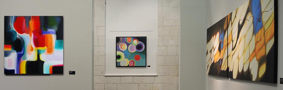 Mary Chaplin Artiste peintre luministe, Maison des Artistes Portfolio