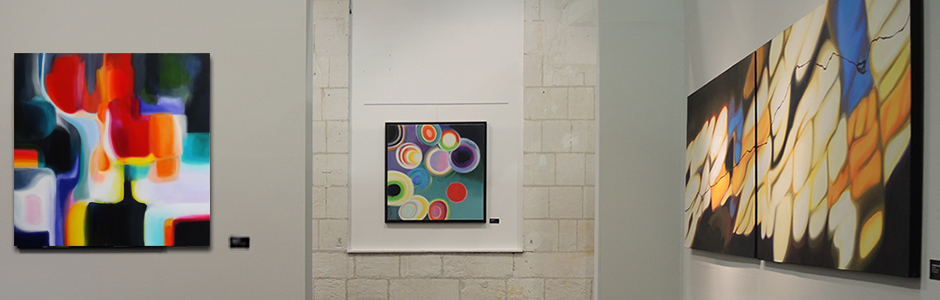 Mary Chaplin Artiste peintre luministe, Maison des Artistes Portfolio :