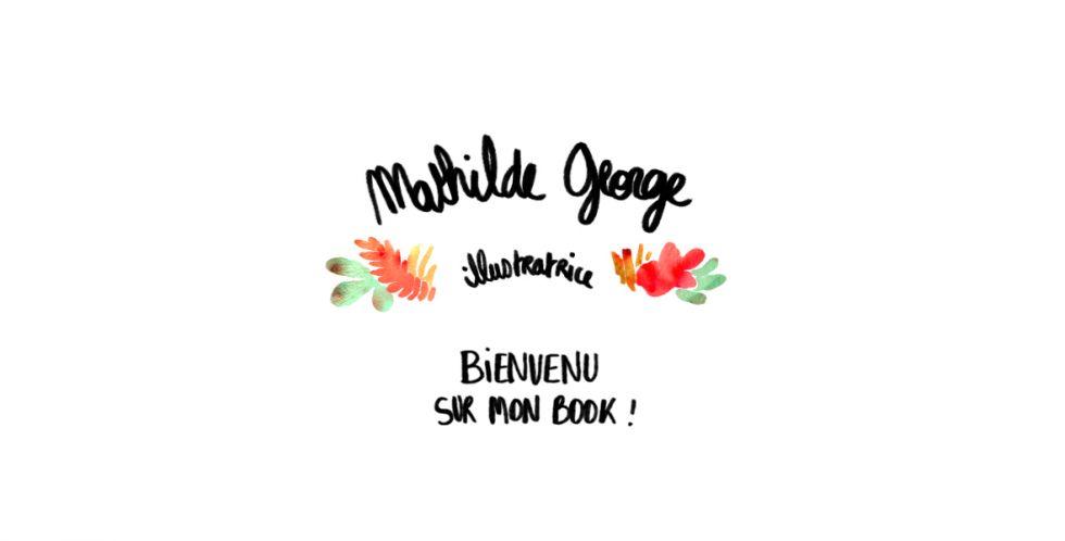 Mathilde George - Illustration : Ultra-book