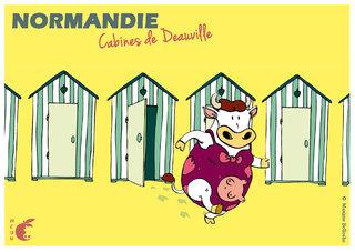 Cabine de Deauville