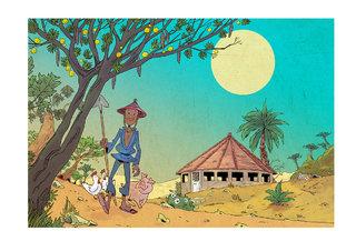 Illustration association La lisière