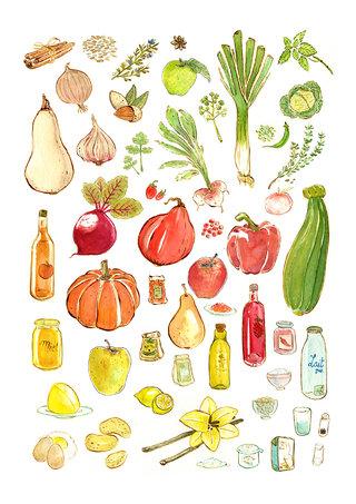 Medley legumes