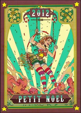 pinup cirque