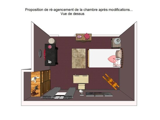 Ultra book de maximesibut portfolio analyses feng shui for Decoration feng shui chambre