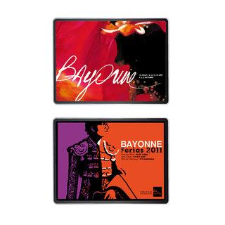 Temporada Bayonne, projets de visuels