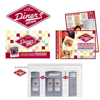 restaurant DINER'S, Bayonne