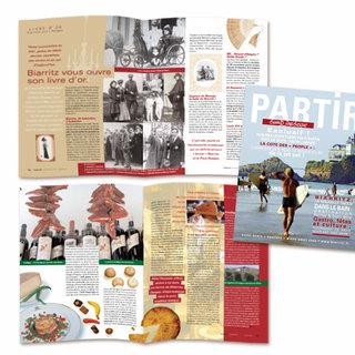 Biarritz Tourisme Magazine Partir