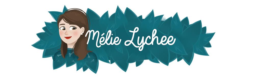 MelieLychee Illustratrice & directrice artistique seniorMélie Lychee : A propos