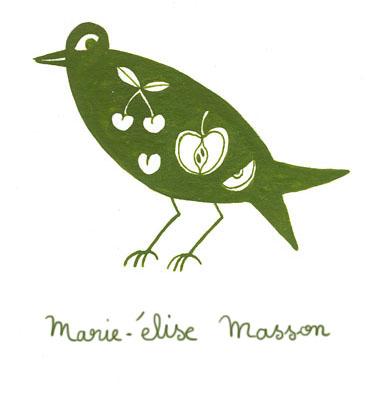 MARIE-ELISE MASSON :