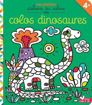 colos dinosaures chez Deux coq d'or