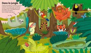 Cache-cache le livre animé pour découvrir les animaux!