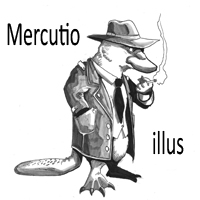 Mercutio - Dessins et illus : Ultra-book
