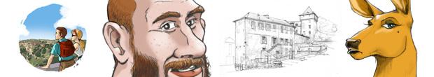 Ultra-book de michelcreation Portfolio :Dessins de presse