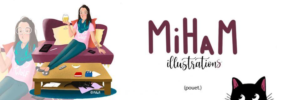 Ultra-book de mihamiham Portfolio :