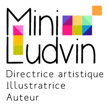 Mini Ludvin - Book