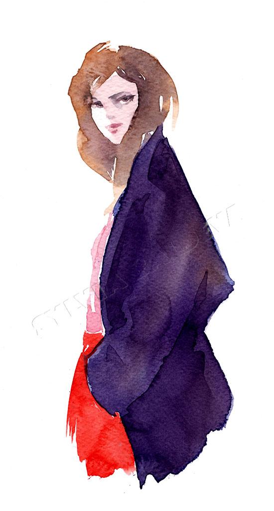 Illustration mode et accessoires portfolio illustration mode galerie i - Galerie mode d emploi ...