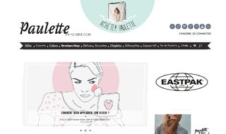 Paulette magazine Mai