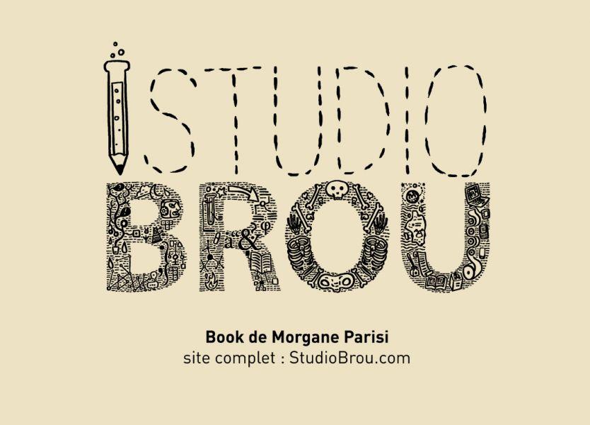 Morgane Parisi :  : Ultra-book
