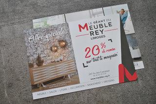 Meubles Rey 'Flyer promotionnel'