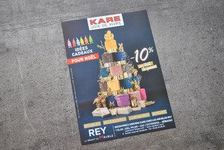Kare 'Flyer Noël'