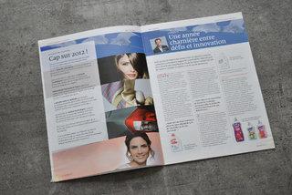 Henkel Life 'Magazine interne'