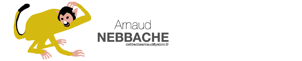 Book nebbache arnaudCV : Illustration/image