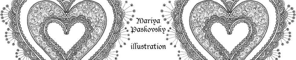 Mariya Paskovsky Illustration : Ultra-book