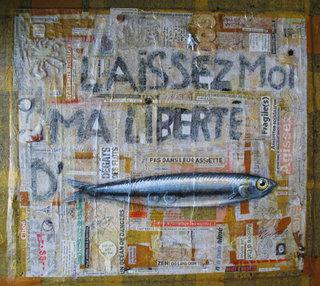 Liberté d'anchois