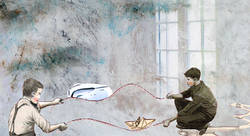 Daniela iride - Murgia - Illustrateur