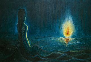 14_création Flamme des eaux toile.jpg