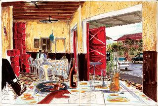 3_croquis intérieur extérieur_Bar Chez Jeannot_Libreville.jpg
