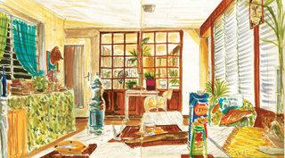 4_croquis intérieur_chez Tatie Annie_Libreville.jpg