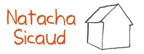 Ultra-book de natachasicaudinfos : bio/contact
