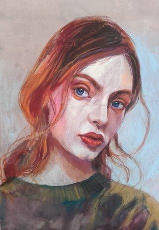 portrait d'Astrid Rönnborn