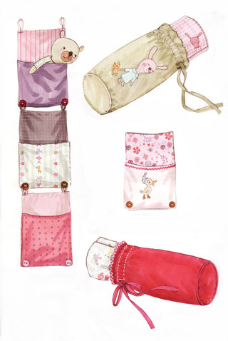 cahier Baby Layette PROMOSTYL