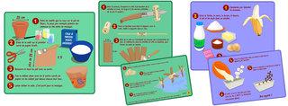Fiches activités pour le site EcoEmballage