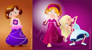 Princesses !