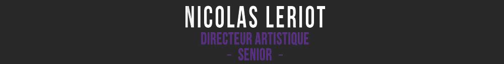 Ultra-book de nicolas-leriot Portfolio :