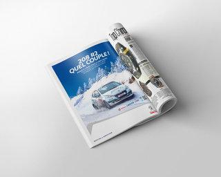 Presse Peugeot Sport
